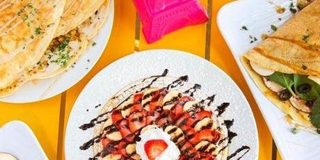 French Crêpes Workshop with Bon Appetit Crepes tickets