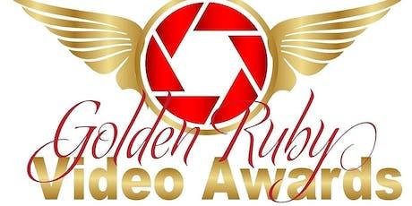 Golden Ruby Video Awards tickets
