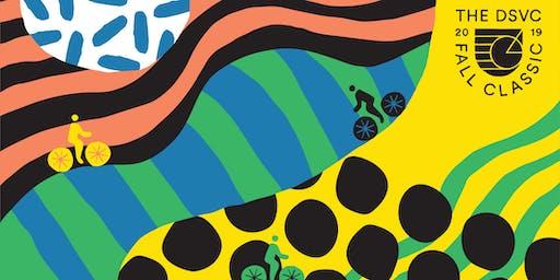 DSVC Fall Classic: Bike Crawl Fundraiser presented by Clampitt Paper