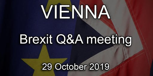 Vienna - British Embassy Brexit Q&A Event