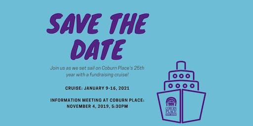 Coburn Cruise Informational Meeting