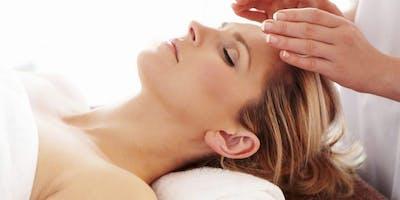 Reiki Healing Level 1 & 2 (Intensive week-end class)