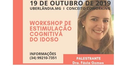Workshop Estimulação Cognitiva do Idoso ingressos