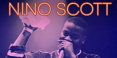 MajorStage Presents: Nino Scott Live @ SOBs (Late Show)  tickets