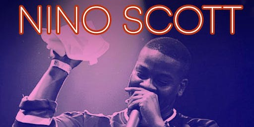MajorStage Presents: Nino Scott Live @ SOBs (Late Show)