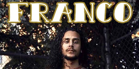 MajorStage Presents: Franco Live @ The Paper Box (Late Show)  tickets