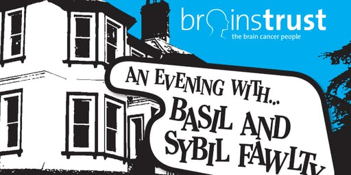 An evening with Basil and Sybil Fawlty