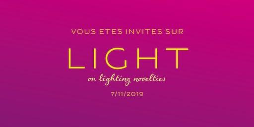 Light on lighting novelties