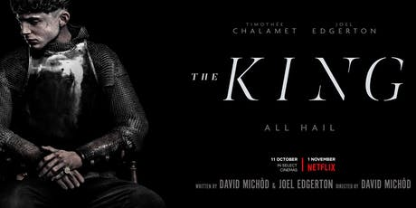 The King tickets