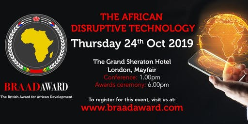 The African Disruptive Technology Conference & Awards Ceremony