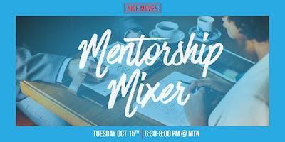 Mentorship Mixer - October 2019