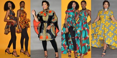 RAHYMA POP-UP SHOP SAN-DIEGO: Afrocentric Holiday shopping Experience!