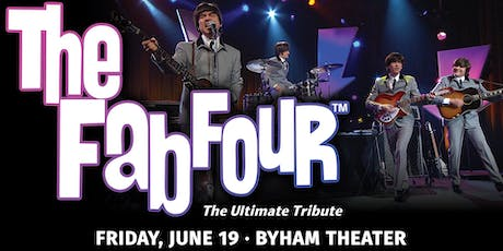 The Fab Four: The Ultimate Beatles Tribute tickets