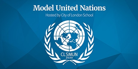City of London Schools Model United Nations Conference tickets