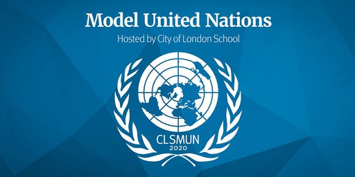 City of London Schools Model United Nations Conference