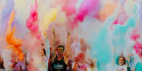Heart 4 Life Color Run-Saturday, October 19th, 2019 tickets