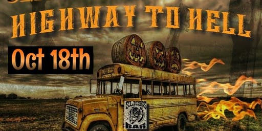 Highway to Hell Fun Bus