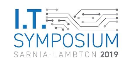 Sarnia Lambton IT Symposium 2019 tickets