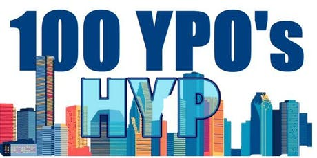 Young Professionals Conference with 100 YPO's tickets