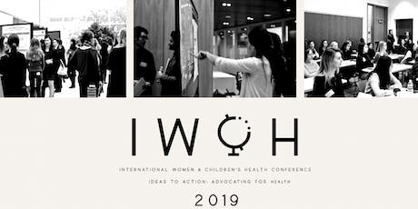 International Women and Children's Health Conference 2019 tickets