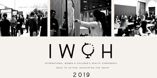 International Women and Children's Health Conference 2019