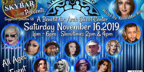 A Benefit for Arch Street Center tickets