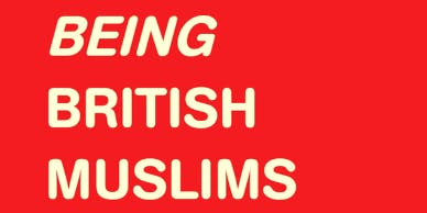 Author evening with Dr Mamnun Khan: Being British Muslims