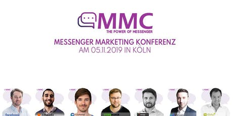 Chatbot & Messenger Marketing Conference 2019 Tickets