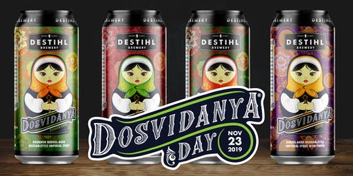 Dosvidanya Day 2019