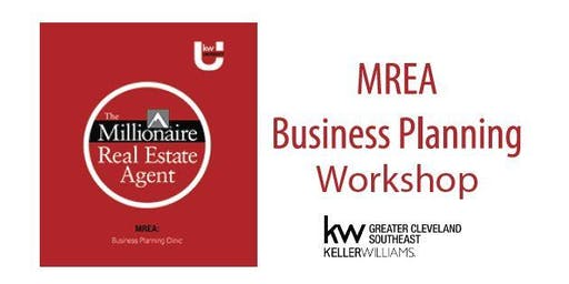 KW Business Planning Workshop (Course for Real Estate Agents)