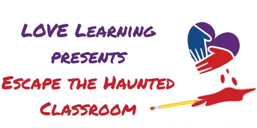 Escape the Haunted Classroom