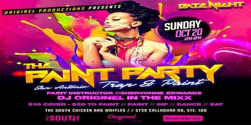 "The Paint Party "" San Antonio"""