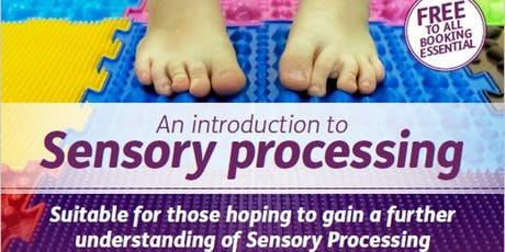 An Introduction to Sensory Processing  tickets