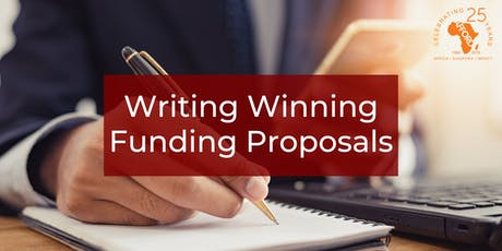Writing Winning Funding Proposals tickets