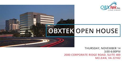 OBXtek Open House