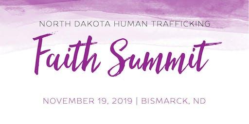 North Dakota Human Trafficking Faith Summit