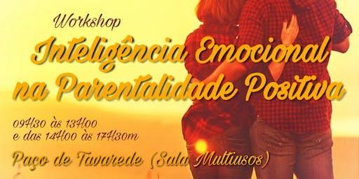 WORKSHOP INTELIGÊNCIA EMOCIONAL NA PARENTALIDADE POSITIVA