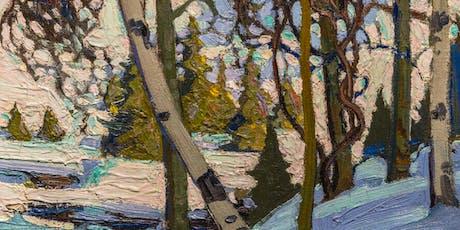 """""""Early Snow"""" - Kids Art Workshop tickets"""