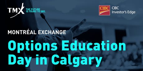 Options Education Day in Calgary tickets