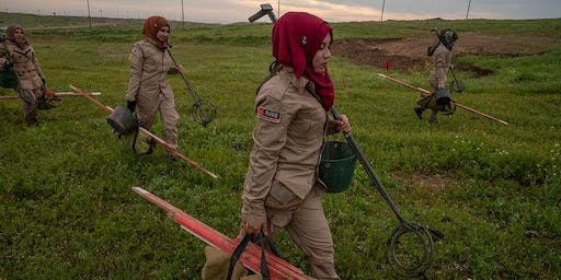 Women After War: New challenges & approaches to landmine clearance