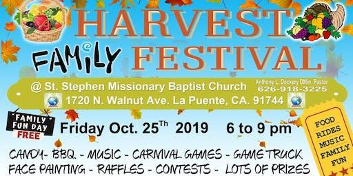 Harvest Family Festival
