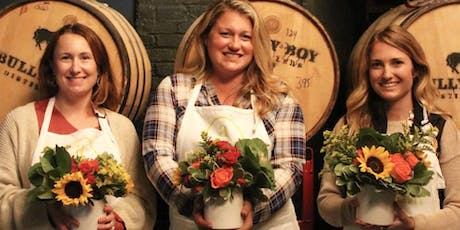 Tuck, Burn, Bloom with Fall Florals and Alice's Table tickets