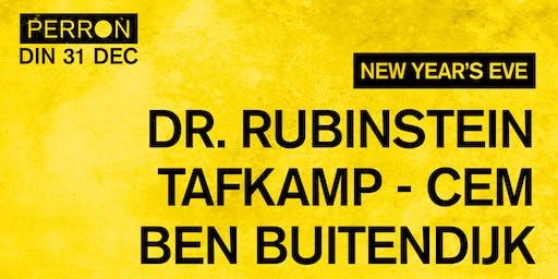 NYE: Dr. Rubinstein, Tafkamp, CEM, Ben Buitendijk