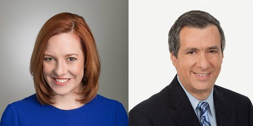 Can We Talk? Civil Discourse and Democracy: Howard Kurtz in Conversation with Jen Psaki