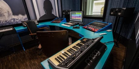 """WORKSHOP: AUDIO """"Electronic Music Production"""" tickets"""