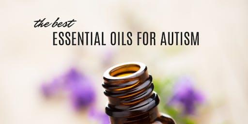 Make & Take Essential Oils for Autism (Parent/Caregiver Event)