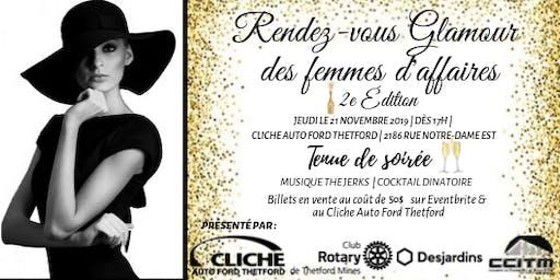 Rendez-Vous Glamour des Femmes D'Affaires