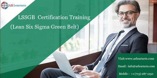 LSSGB 4 days Certification Training in Boise, ID, USA