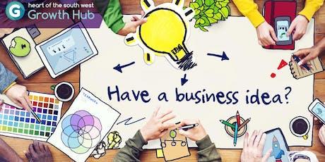 Smart Start Business Workshop - Street tickets