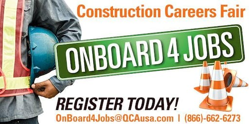 Orlando Construction Careers Hiring Fair